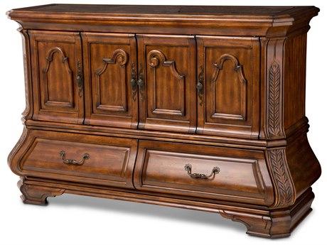 Aico Furniture Michael Amini Tuscano Melange Sideboard AIC3400734
