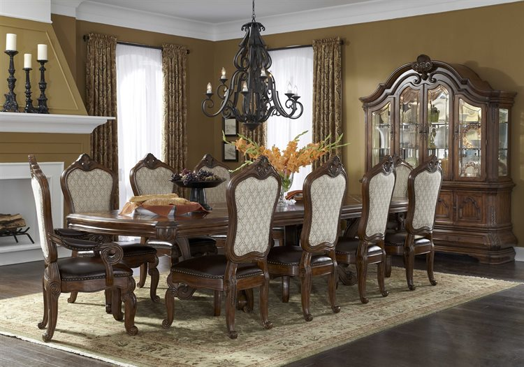 AICO Furniture Tuscano Dining Room Set