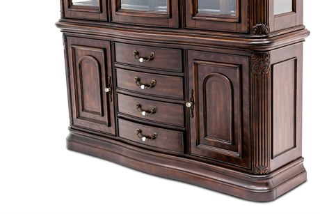 Aico Furniture Michael Amini Villagio Hazelnut Buffet AIC5860644
