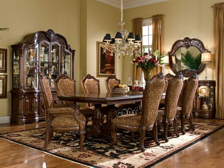 AICO Furniture Windsor Court Dining Room Set AIC7000254SET