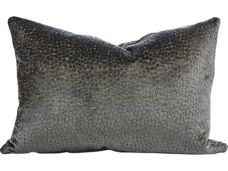 Aidan Gray Argent Pillows AIDPL14ARGNO6