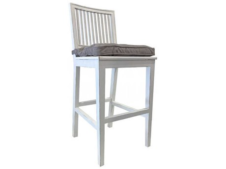 Aidan Gray Antique / Cement Side Bar Height Stool (Sold in 3) AIDCH471AGCM