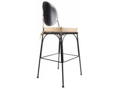 Aidan Gray Side Bar Height Stool AIDF509