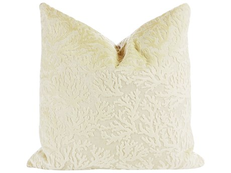 Aidan Gray Champagne No-08 22'' Square Pillow AIDP22CHMPNO8