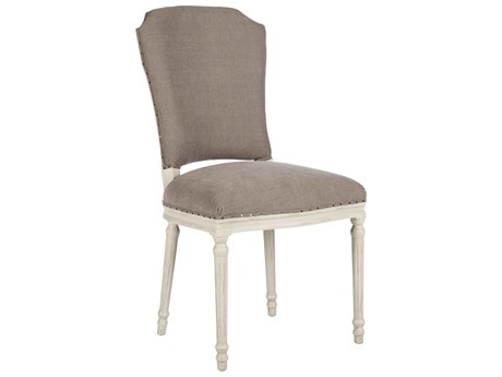 Aidan Gray Chelsea Cement / Antique Gray Dining Side Chair (Sold in 2) AIDCH452AGCM