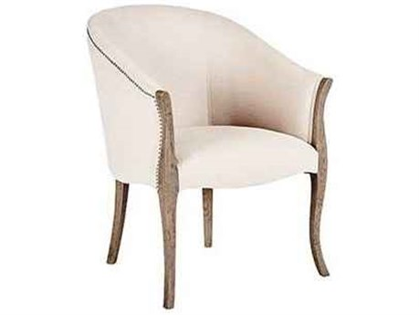 Aidan Gray High Point Nantucket Gray / Cloud Dining Arm Chair AIDCH565NGCL