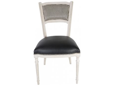 Aidan Gray Natural Bleach Side Dining Chair (Set of 2) AIDDIVA145
