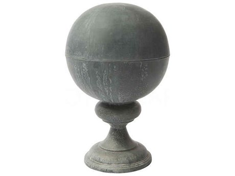 Aidan Gray Large Zinc Garden Ornament No. 2 Decorative Accent (Sold in 2) AIDG190