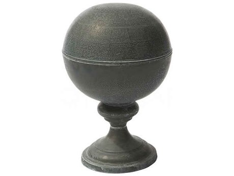 Aidan Gray Small Zinc Garden Ornament No. 2 Decorative Accent (Sold in 2) AIDG191