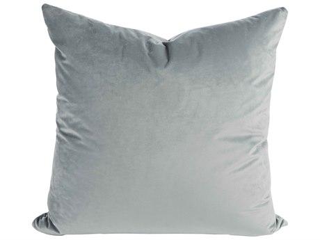 Aidan Gray Hampton No-2 Light Blue 22'' Square Pillow AIDP22HMTNNO2