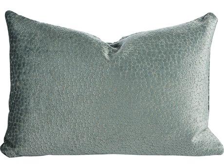 Aidan Gray Hampton No-5 Blue 20'' x 14'' Rectangular Pillow AIDPL14HMTNNO5