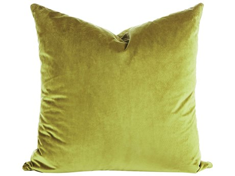 Aidan Gray Hampton No-1 Green 22'' Square Pillow AIDP22HMTNNO1