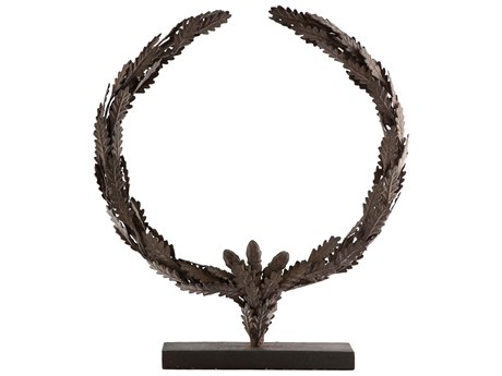 Aidan Gray Iron Laurel Wreath (Sold in 2) AIDD207