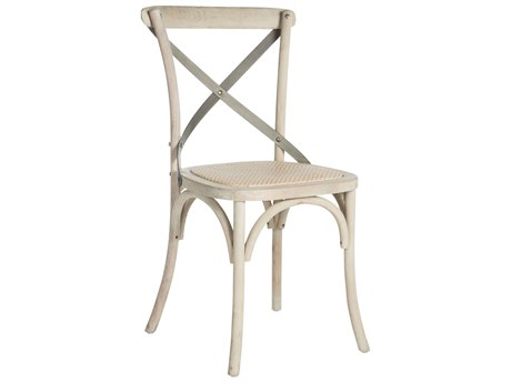 Aidan Gray Kason Natural Wood Dining Side Chair (Sold in 2)