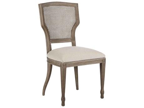 Aidan Gray Lisa Marie Cloud / Nantucket Gray Dining Side Chair (Sold in 2) AIDCH458NGCLCB