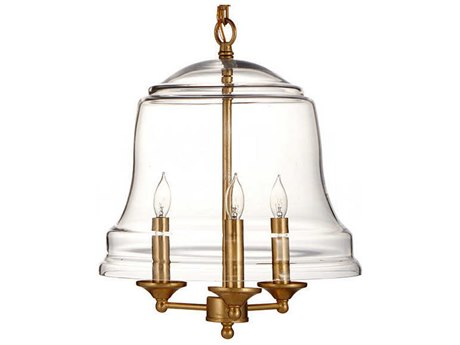 Aidan Gray Gold Leaf 12'' Wide Glass Mini Chandelier AIDL929PEN