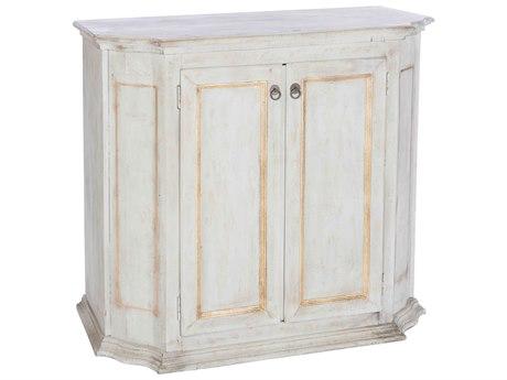 Aidan Gray Missoula Weathered Gray / Gold 42''W x 18''D Cabinet AIDF525GRY