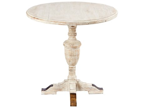 Aidan Gray Montrouge 29'' Wide Round Foyer Table AIDF359