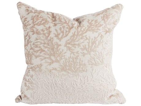 Aidan Gray Rose No-03 Blush 22'' Square Pillow AIDP22ROSENO3