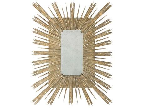 Aidan Gray Skovde Antique Mirror Wall AIDDM270GOLD
