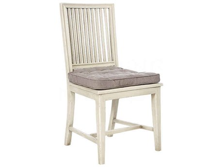 Aidan Gray Staffan Cement / Antique Gray Dining Side Chair (Sold in 2) AIDCH451AGCM