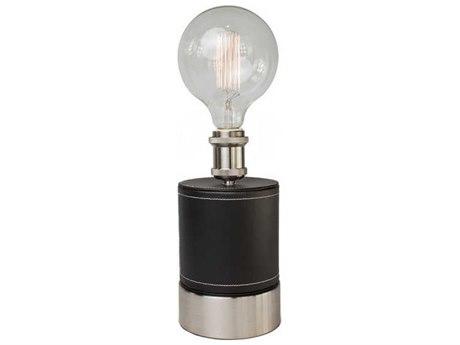 Aidan Gray Black Table Lamp AIDL895BLACK