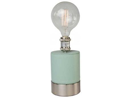 Aidan Gray Seafoam Table Lamp AIDL895SEAFOAM