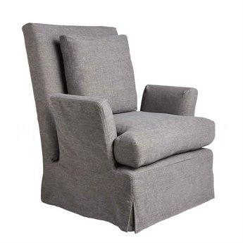 Aidan Gray Tyler Swivel Accent Chair AIDCH717