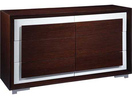Allan Copley Designs CJ Walnut Double Dresser AN3120130