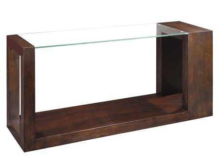 Allan Copley Designs Dado 58 x 18 Rectangular Espresso Console Table AN3050303