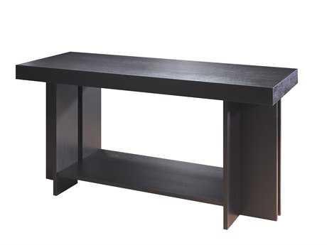 Allan Copley Designs La Jolla 48 x 18 Rectangular Espresso Console Table AN310903