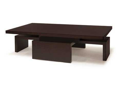 Allan Copley Designs Sebring 60 x 36 Rectangular Mocha Coffee Table AN3050501MO