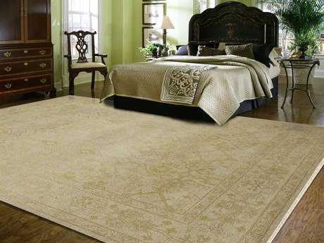 Amer Rugs Anatolia Light Green Rectangular Area Rug