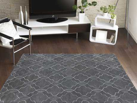 Amer Rugs City Asphalt Rectangular Area Rug ARCIT15A