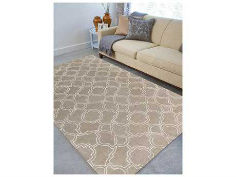 Amer Rugs City Sand Rectangular Area Rug ARCIT3JA