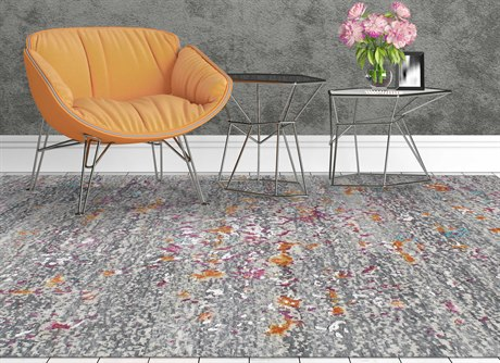 Amer Rugs Essence Gray Rectangular Area Rug ARESS5