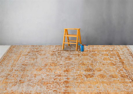 Amer Rugs Pearl Orange Rectangular Area Rug ARPEA10