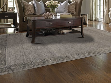 Amer Rugs Pearl Light Gray Rectangular Area Rug ARPEA4