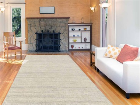 Amer Rugs Raffia Cream Rectangular Area Rug ARRAF9REC
