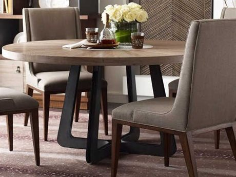 American Drew Ad Modern Synergy 62'' Wide Round Dining Table AD700706B06