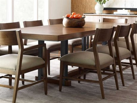 American Drew Ad Modern Synergy 84'' Wide Rectangular Dining Table AD700760B01
