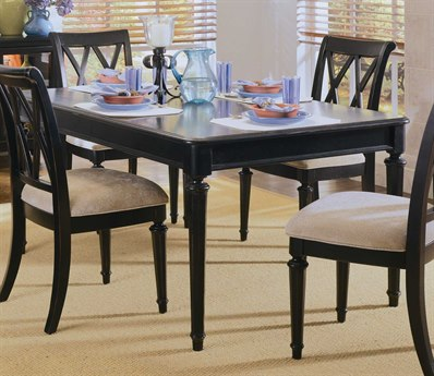 American Drew Camden Dark Wide Rectangular Dining Table
