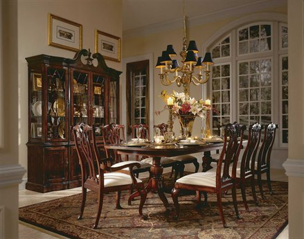American Drew Cherry Grove Dining Room Set
