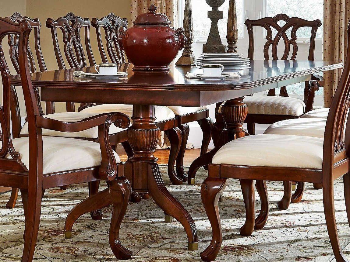 Cherry Dining Table Set Off 60, American Drew Cherry Dining Room Set