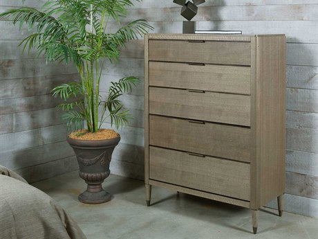 American Drew Modern Classics 5 Drawers Chest of