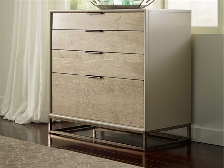 American Drew Modern Classics 4 Drawers Chest of