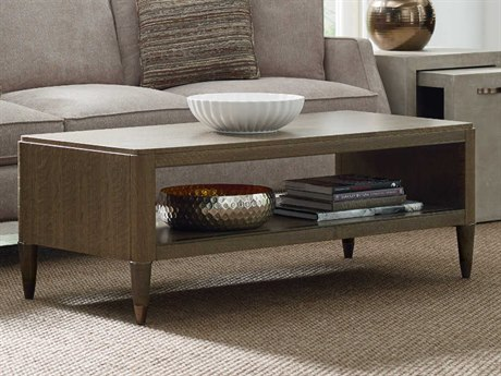 American Drew Modern Classics 52'' Wide Rectangular Coffee Table