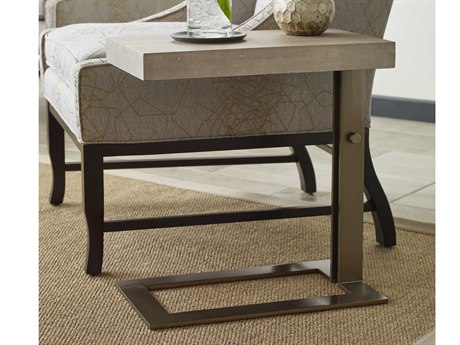 American Drew Modern Classics Blaine 12'' x 20'' Rectangular Chairside Table AD603917