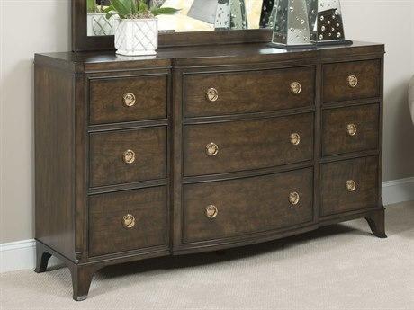 American Drew Grantham Hall Deep Coffee Tone Dresser AD512130
