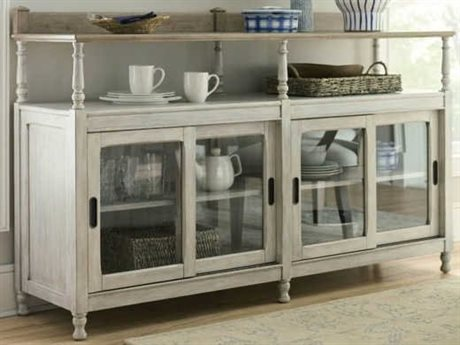 American Drew Litchfield Driftwood / Sun Washed Buffet AD750858